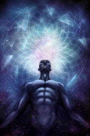SACRED GEOMETRY MAN