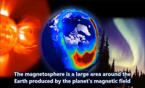 O campo magnético da Terra está em colapso  Há evidências de que um Flip já está Ocorrendo
